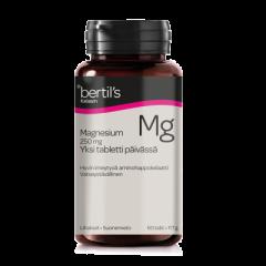 Bertils Kelasin Magnesium-1perday 60 kpl