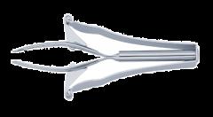 Becker automaattipinsetit, 10 cm 1 kpl