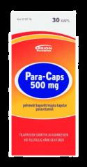 PARA-CAPS 500 mg kaps, pehmeä 30 fol