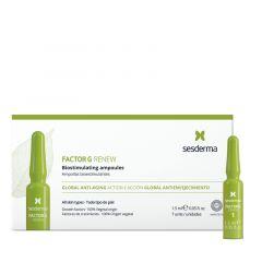Sesderma FACTOR G Renew Biostimulating Ampoules 7x1,5 ml