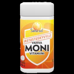 Sana-Sol Vahva monivitamiini tabletti 120 kpl