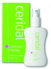 CERIDAL LIPOLOTION PUMPPUPULLO 100 ml