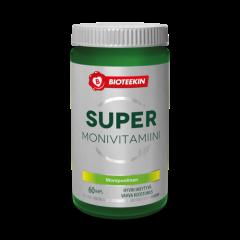 SUPER MONIVITAMIINI 60 kaps