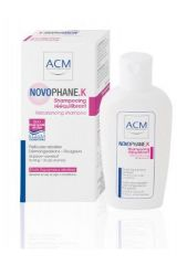 ACM Novophane.K hilse-psorishampoo  125 ml
